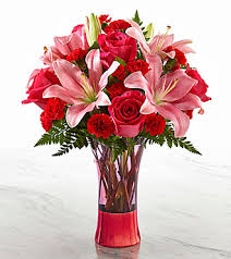 valentines day flowers ftd sweethearts bouquet at pesches flower shop valentines day flowers