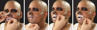 spirit halloween liquid latex war boy makeup tutorial wholesale halloween costumes blog
