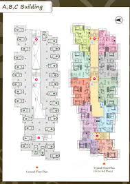 Harmony Floor by Floor Plan Shree Vastupurti Developers Shree Vastu Harmony At