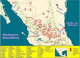 Morelia Mexico Map by Somos Primos