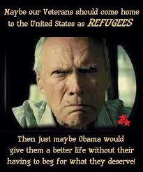 Veteran Meme - how liberals treat veterans versus refugees perfectly explained meme