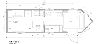 tiny cabins plans tiny house lumbec le projet 2015