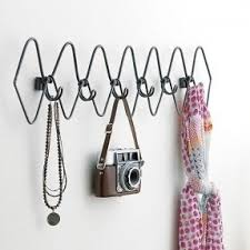 metal wall mounted coat rack foter