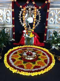 arangetram decoration foyer decor arangetram bharathanatyam indian tradition