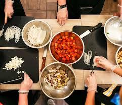 animation cuisine cours de cuisine de 60 minutes avec dégustation et animation