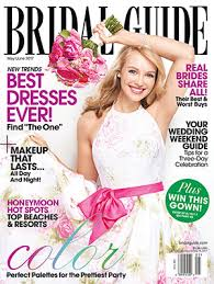 wedding magazines free by mail free offer for bridal guide