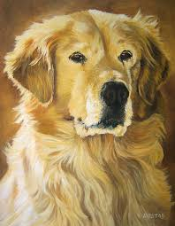 golden retrievers paintings page 5 of 42 fine art america