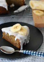 the best gluten free banana cake ever sparkles in the everyday