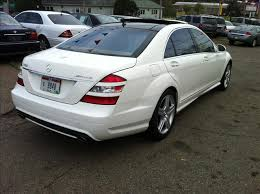 mercedes s550 amg price 2007 mercedes s class s550 amg sport in akron oh kb auto