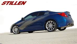 nissan altima coupe front lip altima coupe stillen garage