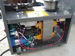 homemade welder wiring diagram components