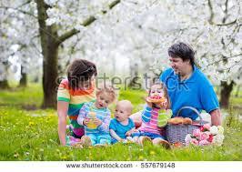 Kids Picnic Basket Children Picnic Stock Images Royalty Free Images U0026 Vectors