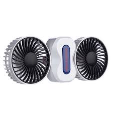 ventilateur de bureau usb portable couples ventilateur rechargeable batterie air conditionné 2