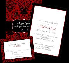 Red Invitation Cards Wedding Invitation Printing Invitation Cards New Invitation