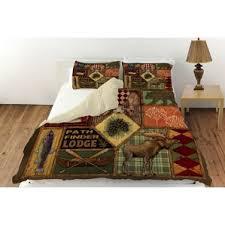 rustic duvet cover sets you u0027ll love wayfair