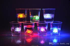 light up cubes led cubes lighting mixed changing light up creative led glow