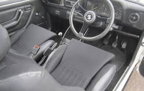Mk2 Escort Rs2000 Interior 1978 Ford Escort Mk2 Rs2000 Coupe Classicregister