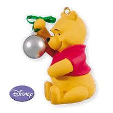 winnie the pooh hallmark ornaments