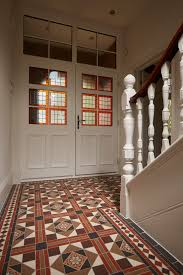 Different Design Of Floor Tiles The Lindisfarne Pattern Victorian Floor Tiles By Original Style
