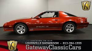 1987 chevrolet camaro z28 1987 chevrolet camaro iroc z28 louisville showroom stock