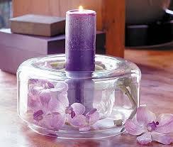 purple wedding centerpieces purple wedding centerpieces candle flowers