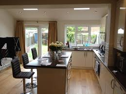 kitchen extension roof designs homes abc