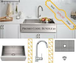 kitchen sinks and faucets sets u2013 zen tap sinks
