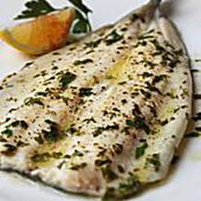 Trout Amandine Broiled Rainbow Trout Recipe