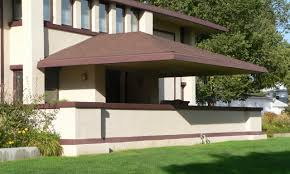 frank lloyd wright prairie style houses simple design frank lloyd