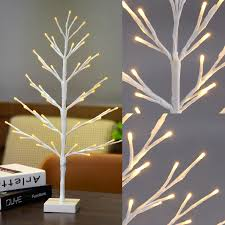 decorative branches with lights uk home decor 2017
