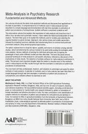 how to write a meta analysis research paper stata bookstore meta analysis in psychiatry research fundamental stata bookstore meta analysis in psychiatry research fundamental and advanced methods