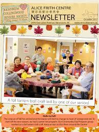 thanksgiving crafts for elderly renfrew collingwood seniors society u2013 taking seniors to heart
