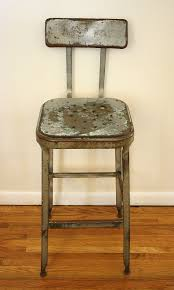 drafting bar stool industrial stools drafting and adjustable square shop stool