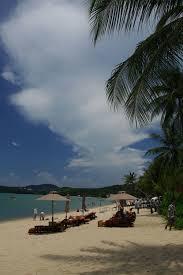 koh samui beach where to take a sunbath on the thin sand of the