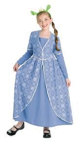 kids shrek girls princess fiona costume 20 99
