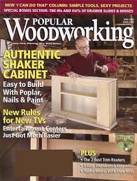 Fine Woodworking Magazine 222 Download by Popular Woodworking Print Kindle Import It All