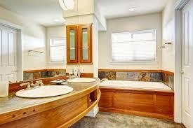 Bathroom Wood Paneling The Modern Bathroom Wood