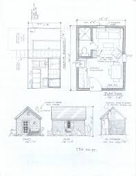 diy guest cabin plan plans free loversiq