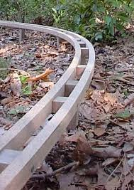 Garden Railway Layouts Building A Garden Railway
