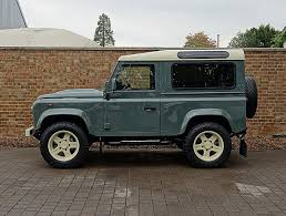 jeep defender for sale 2015 65 twisted defender 90 retro edition t60 for sale keswick