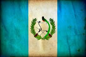 Vintage Flag Art Vintage Guatemala Flag On Canvas Guatemala Wall Art Guatemala