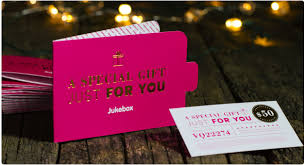 gift cards buy a gift card coupon for jukeboxprint