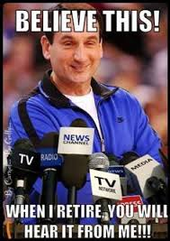 Coach K Memes - coach k best college coach ever agreed sports and recreation