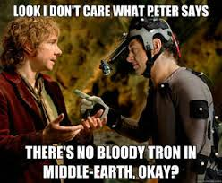 The Hobbit Meme - the hobbit little house in the city
