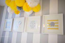 Grey And Yellow Nursery Decor by Nursery Decor Grey And Yellow U2013 Affordable Ambience Decor