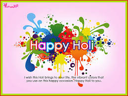 happy holi wishes and greetings cards pictures with messages