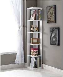 White Corner Bookcase Bookshelf Excellent Corner Bookcase White Corner Bookshelf