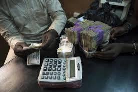 bureau de change dollar bureau de change operators panic as dollar goes on free fall