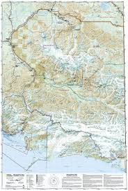 Wrangell Alaska Map by Wrangell St Elias National Park And Preserve National Geographic