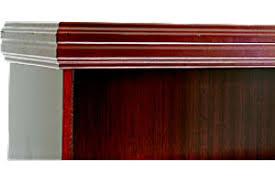 BiNA Discount Office Furniture Online Traditional Wood Bookcase - Bina office furniture